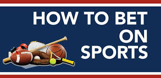 How to Bet on Any Sports
